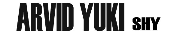 ARVID YUKI SHY