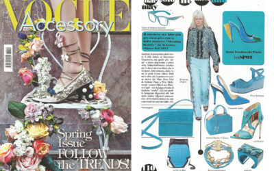 Alain Tondowski on VOGUE ACCESSORY