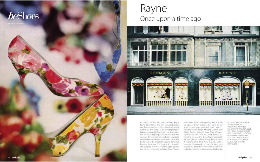 Rayne on Be Spoke