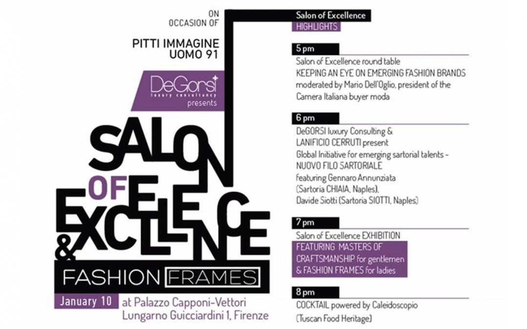 Cdivertiamo at Salon of Excellence & Fashion Frames 2017