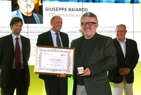 CDivertiamo triplica il fatturato e l'Acrib premia Baiardo