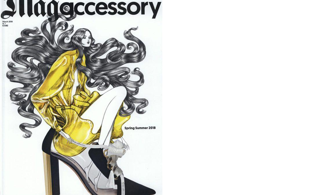 Antolina on MAGACCESSORY issue 2018