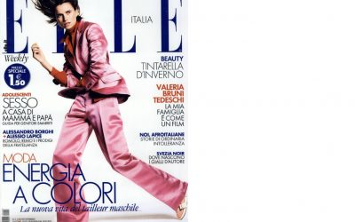 Rayne on ELLE issue February
