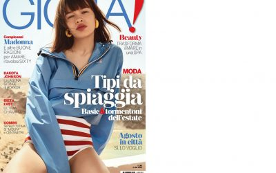 Antolina on GIOIA issue August