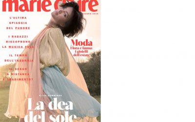 Antolina on MARIE CLAIRE issue June