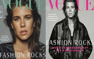 Rayne on VOGUE Germany issue September