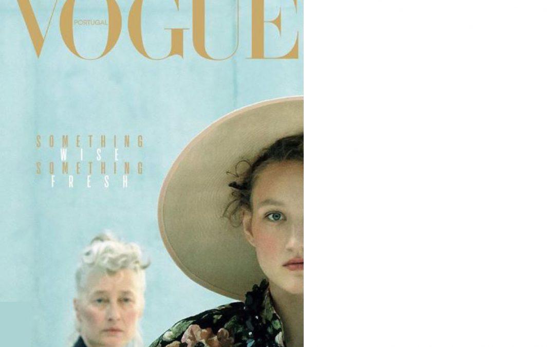 Alain Tondowski on VOGUE Portugal issue January
