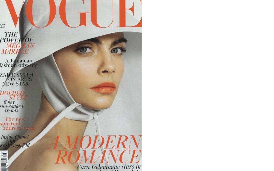 Antolina on VOGUE issue June