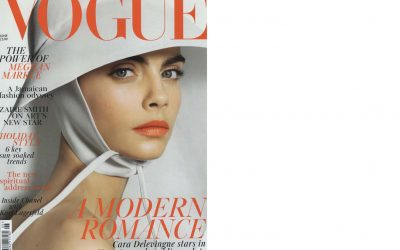 Antolina on VOGUE issue June